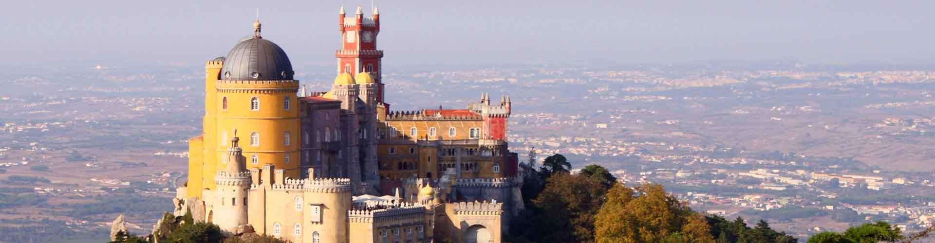 Sintra - Hoteles baratos en Sintra. Mapas de Sintra, Fotos y comentarios de cada Hotel en Sintra.