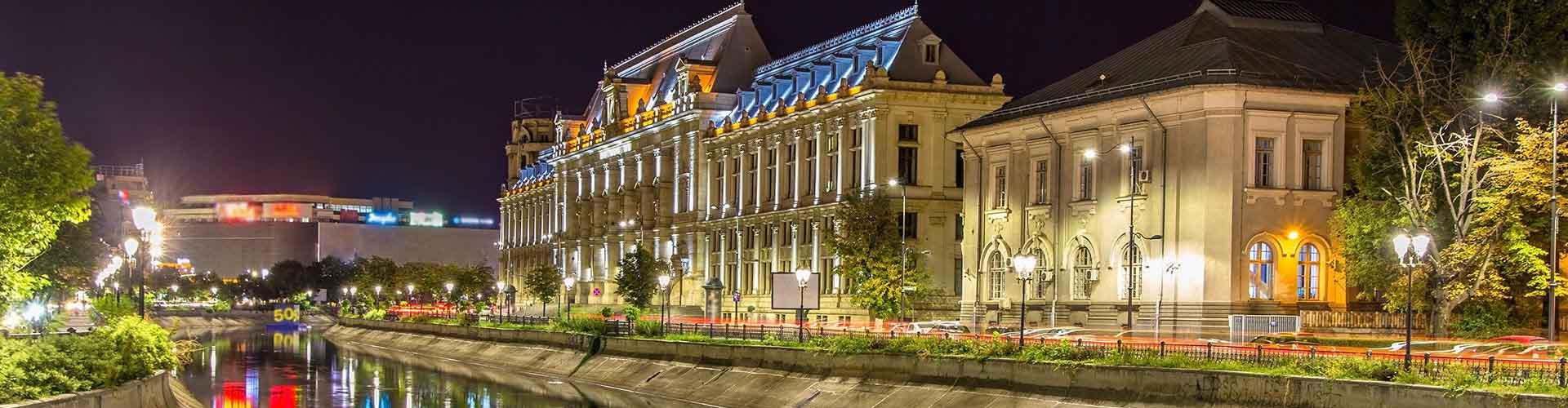 Bucarest - Hostales en Bucarest. Mapas de Bucarest, Fotos y comentarios de cada Hostal en Bucarest.
