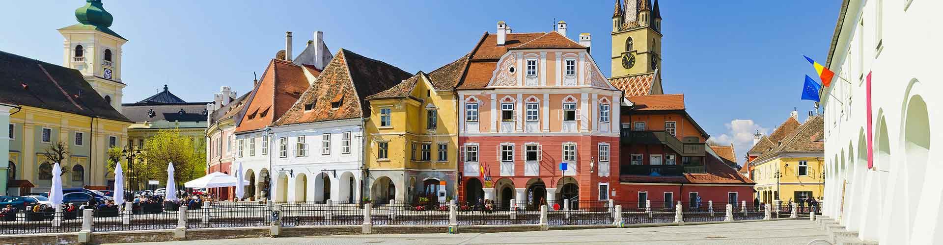 Sibiu - Habitaciones en Sibiu. Mapas de Sibiu, Fotos y comentarios de cada Habitación en Sibiu.
