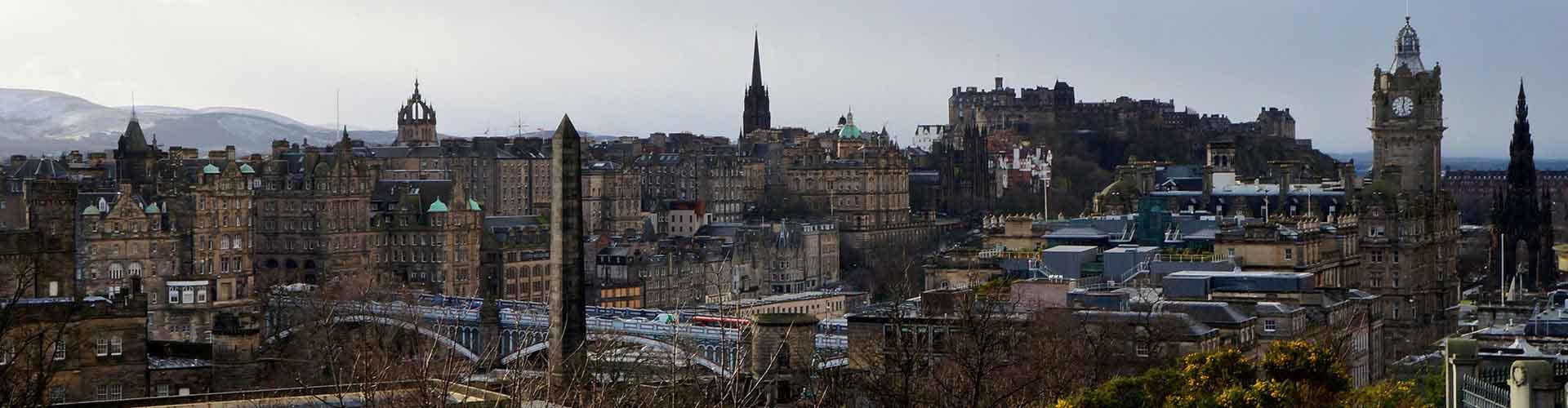 Edimburgo - Campamentos en el distrito Dean. Mapas de Edimburgo, Fotos y comentarios de cada Campamento en Edimburgo.
