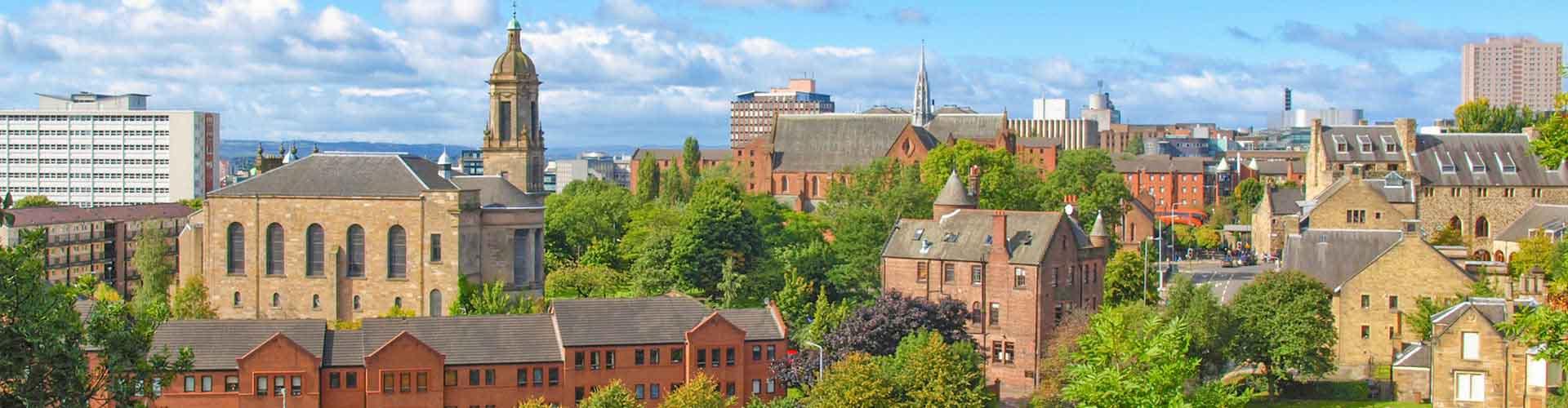 Glasgow - Campamentos en el distrito Centro de la ciudad. Mapas de Glasgow, Fotos y comentarios de cada Campamento en Glasgow.