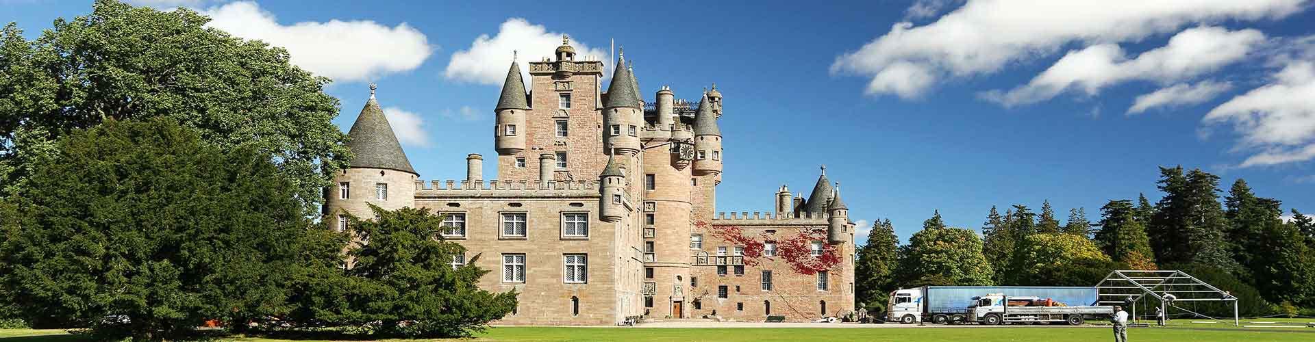 Dundee - Campamentos en Dundee. Mapas de Dundee, Fotos y comentarios de cada Campamento en Dundee.