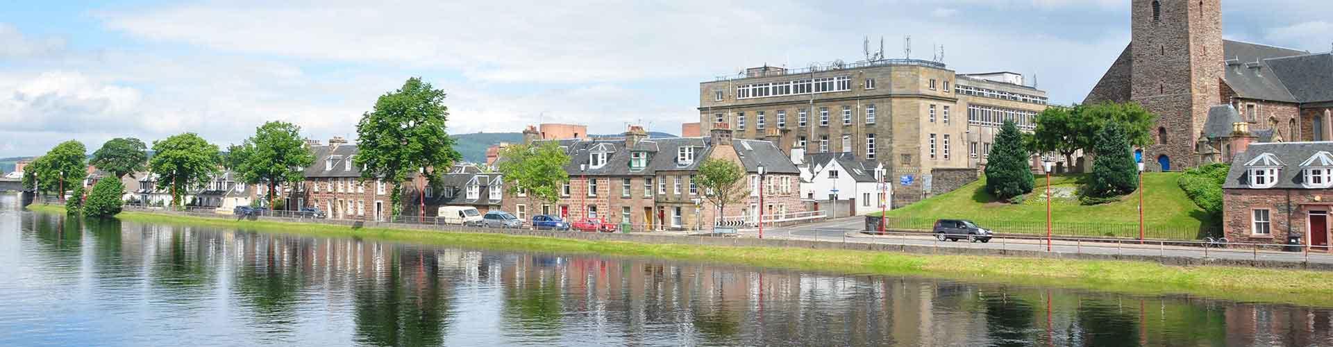 Inverness - Habitaciones en Inverness. Mapas de Inverness, Fotos y comentarios de cada Habitación en Inverness.