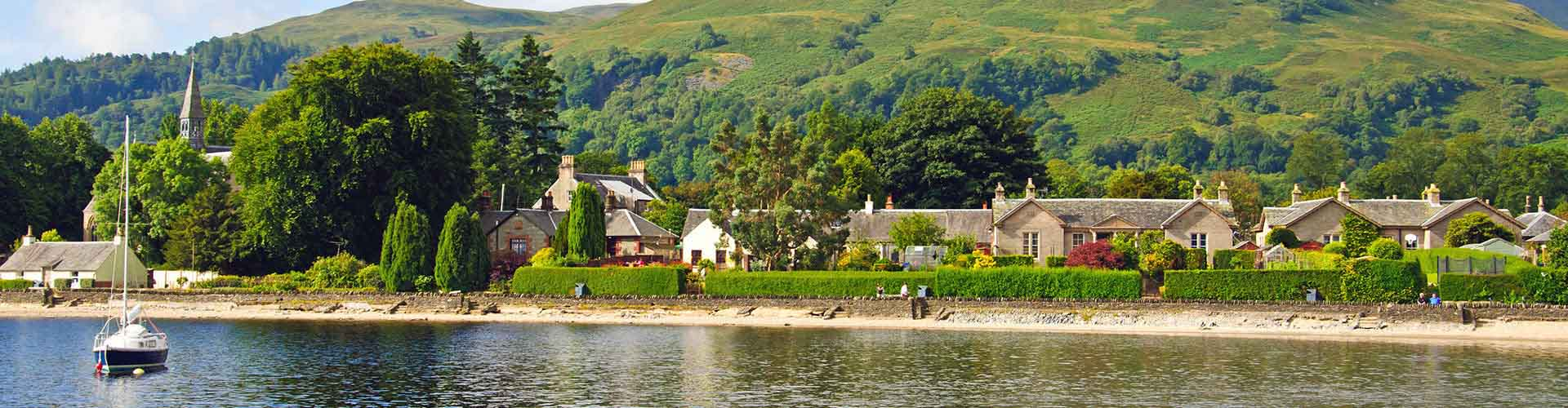 Loch Lomond - Habitaciones en Loch Lomond. Mapas de Loch Lomond, Fotos y comentarios de cada Habitación en Loch Lomond.