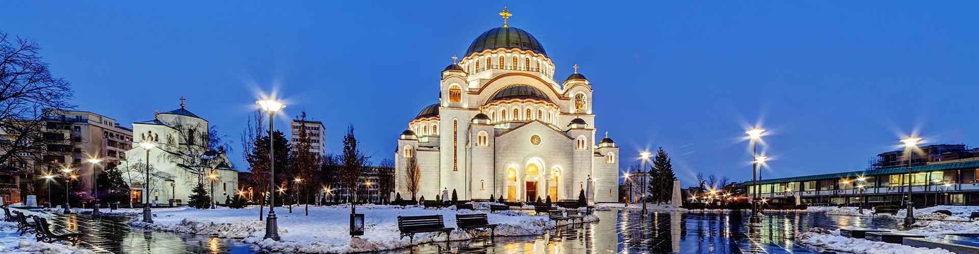 Belgrado - Hoteles baratos en Belgrado. Mapas de Belgrado, Fotos y comentarios de cada Hotel en Belgrado.