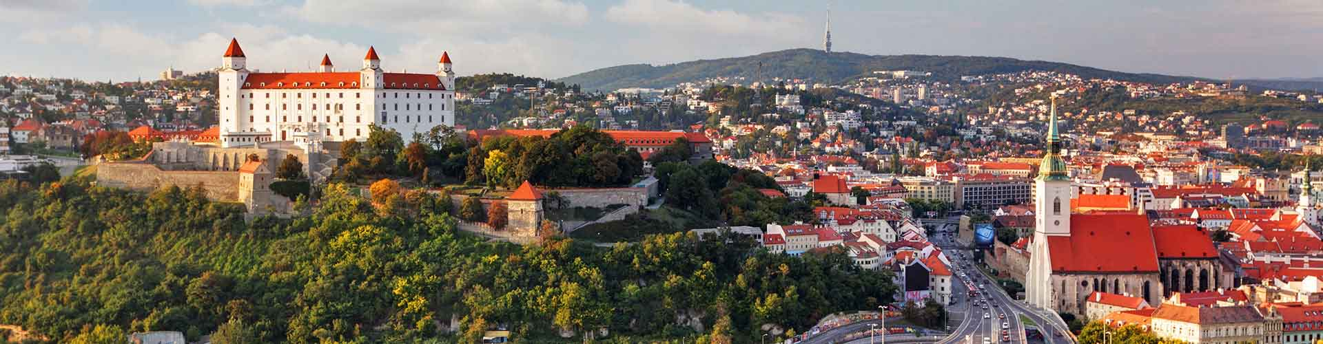 Bratislava - Hostales en Bratislava. Mapas de Bratislava, Fotos y comentarios de cada Hostal en Bratislava.