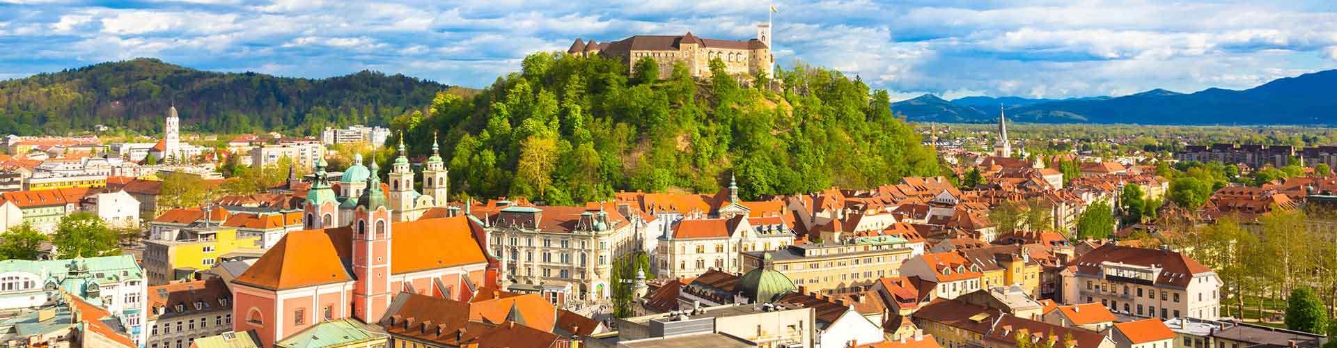 Ljubljana - Hostales en Ljubljana. Mapas de Ljubljana, Fotos y comentarios de cada Hostal en Ljubljana.