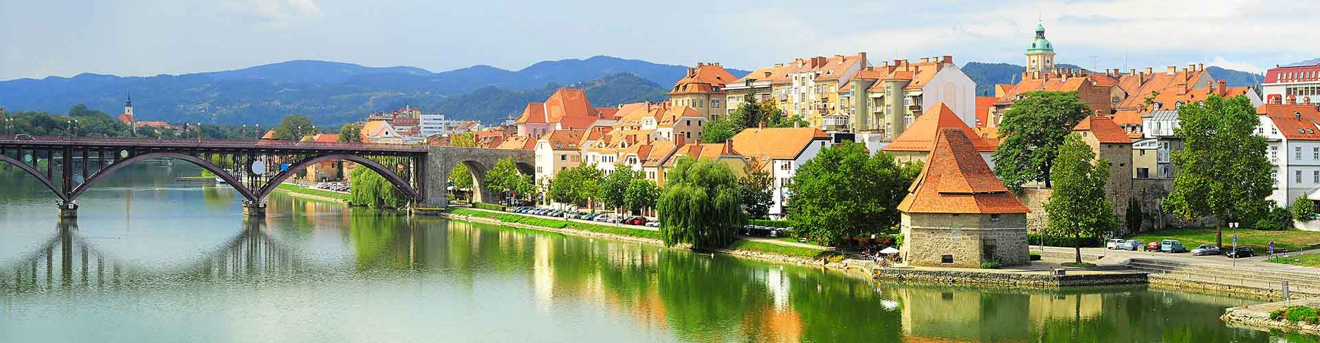 Maribor - Hoteles baratos en Maribor. Mapas de Maribor, Fotos y comentarios de cada Hotel en Maribor.