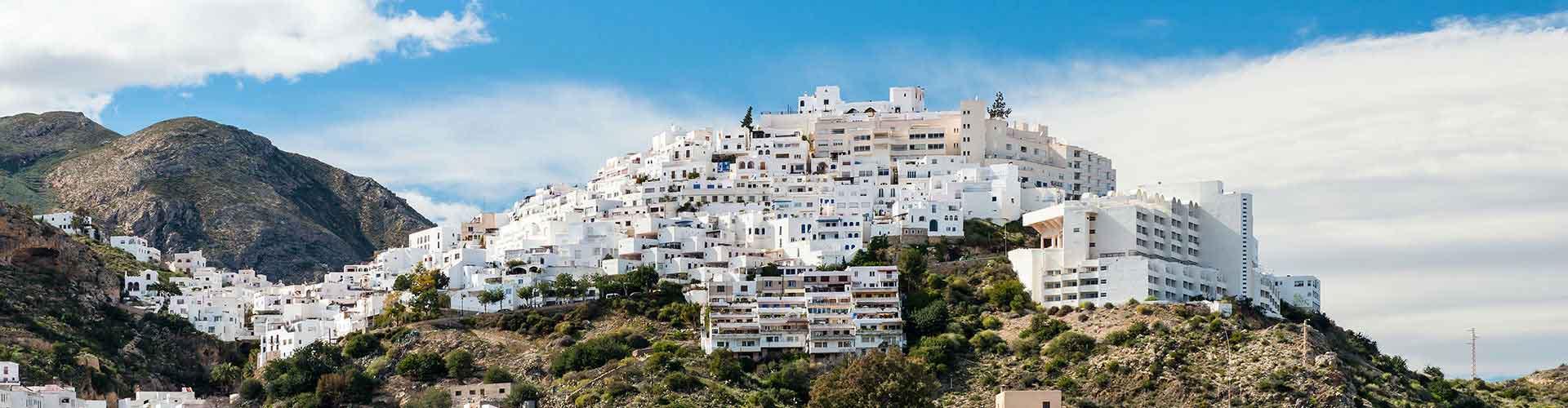 Almería - Hoteles baratos en Almería. Mapas de Almería, Fotos y comentarios de cada Hotel en Almería.