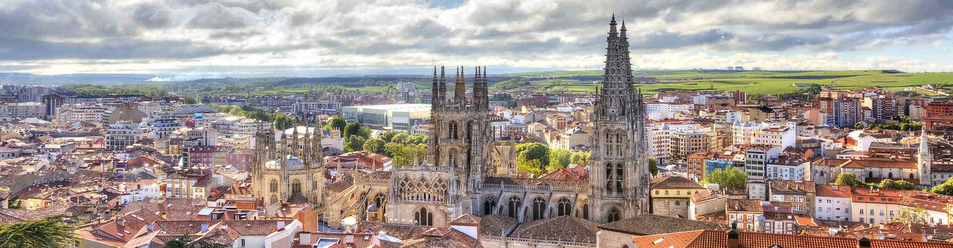 Burgos - Hoteles baratos en Burgos. Mapas de Burgos, Fotos y comentarios de cada Hotel en Burgos.