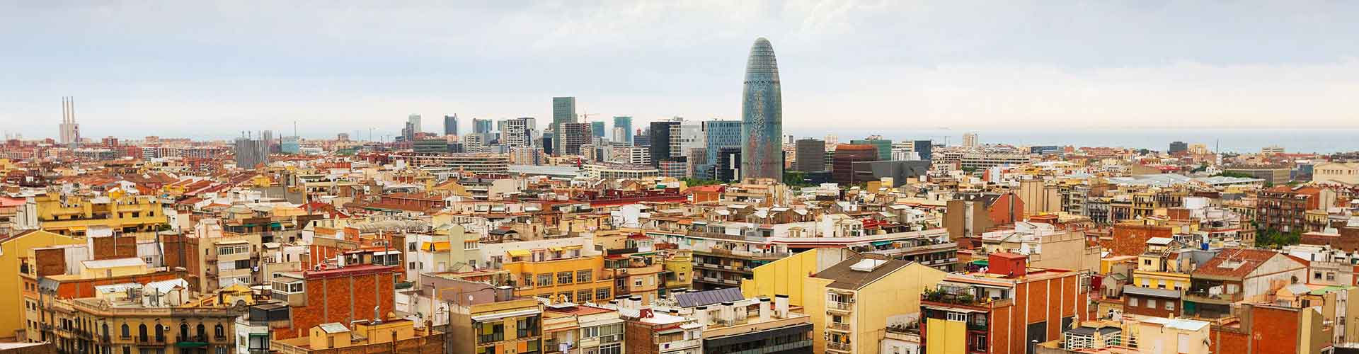 Barcelona - Apartamentos en el distrito Sagrada Família. Mapas de Barcelona, Fotos y comentarios de cada Apartamento en Barcelona.
