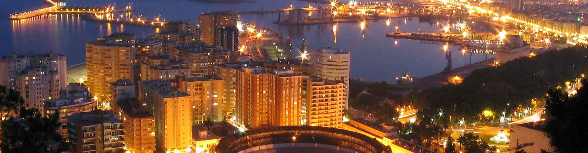 Málaga - Apartamentos en el distrito Malaga Ciudad. Mapas de Málaga, Fotos y comentarios de cada Apartamento en Málaga.