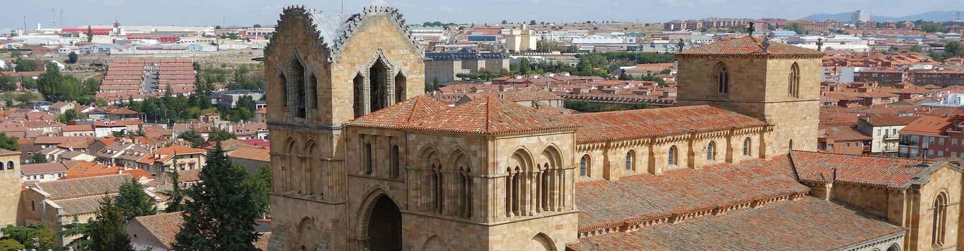 Sevilla - Hostales en el distrito San Vicente. Mapas de Sevilla, Fotos y comentarios de cada Hostal en Sevilla.