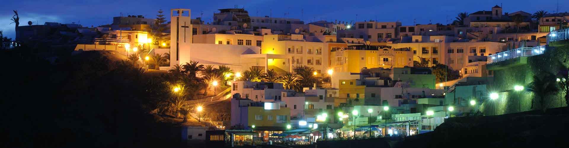 Fuerteventura - Hostales en Fuerteventura. Mapas de Fuerteventura, Fotos y comentarios de cada Hostal en Fuerteventura.