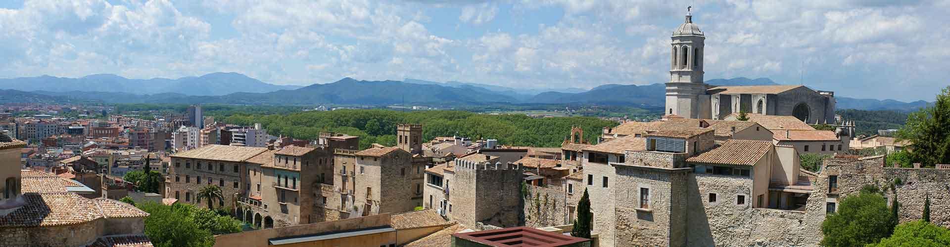 Girona - Hostales en Girona. Mapas de Girona, Fotos y comentarios de cada Hostal en Girona.