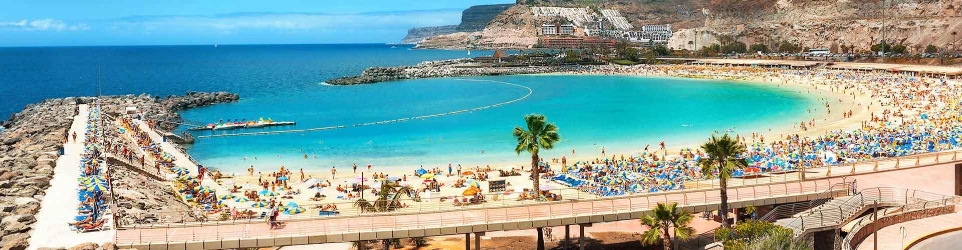 Gran Canaria - Apartamentos en Gran Canaria. Mapas de Gran Canaria, Fotos y comentarios de cada Apartamento en Gran Canaria.