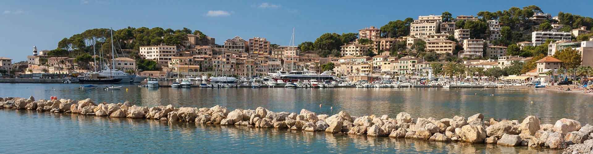 Mallorca - Hostales en Mallorca. Mapas de Mallorca, Fotos y comentarios de cada Hostal en Mallorca.