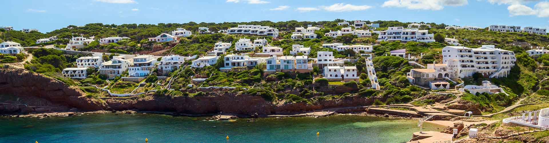 Menorca - Hostales en Menorca. Mapas de Menorca, Fotos y comentarios de cada Hostal en Menorca.