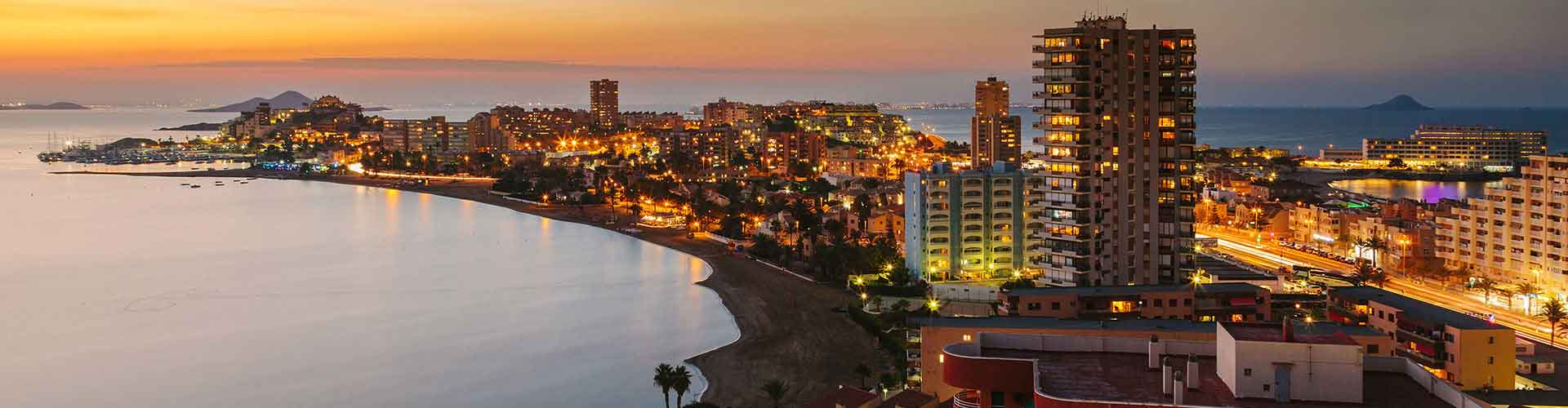Murcia - Hoteles baratos en el distrito Centro. Mapas de Murcia, Fotos y comentarios de cada Hotel barato en Murcia.