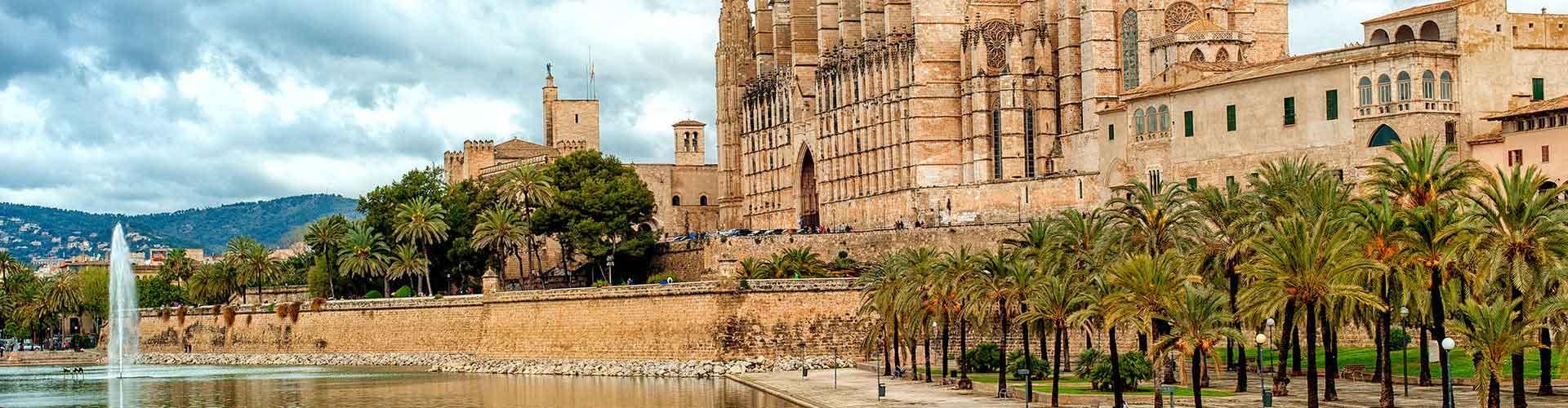 Palma de Mallorca - Campamentos en Palma de Mallorca. Mapas de Palma de Mallorca, Fotos y comentarios de cada Campamento en Palma de Mallorca.