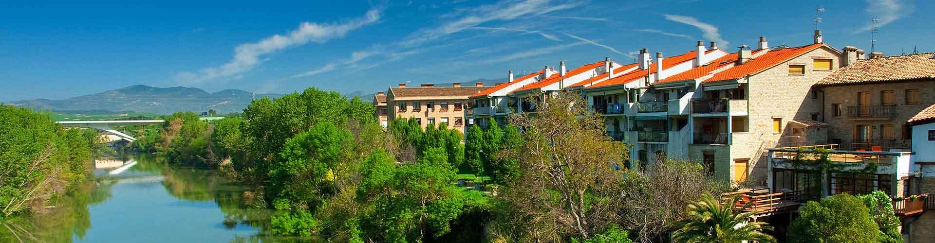 Pamplona - Habitaciones en Pamplona. Mapas de Pamplona, Fotos y comentarios de cada Habitación en Pamplona.