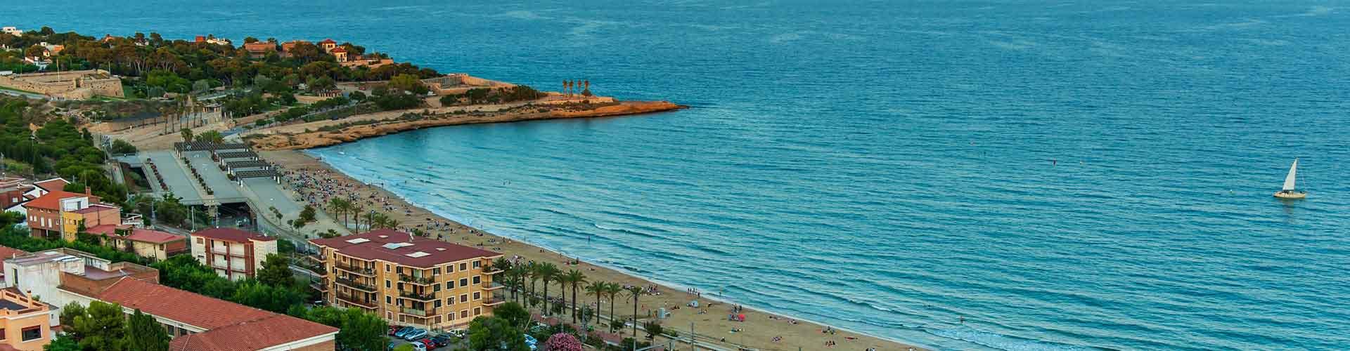 Tarragona - Apartamentos en Tarragona. Mapas de Tarragona, Fotos y comentarios de cada Apartamento en Tarragona.