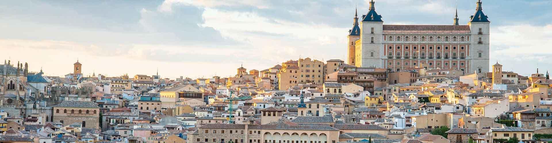Toledo - Apartamentos en Toledo. Mapas de Toledo, Fotos y comentarios de cada Apartamento en Toledo.