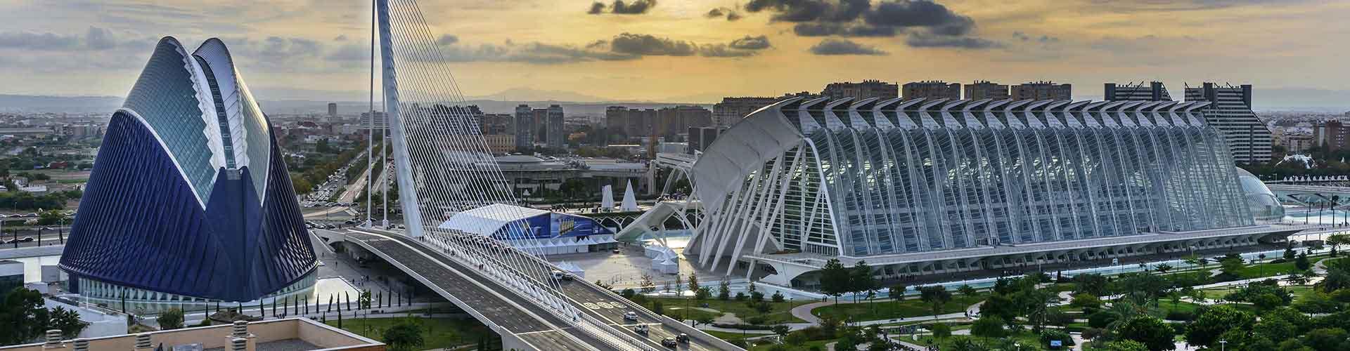 Valencia - Habitaciones en el distrito Ciutat Universitària. Mapas de Valencia, Fotos y comentarios de cada Habitación en Valencia.