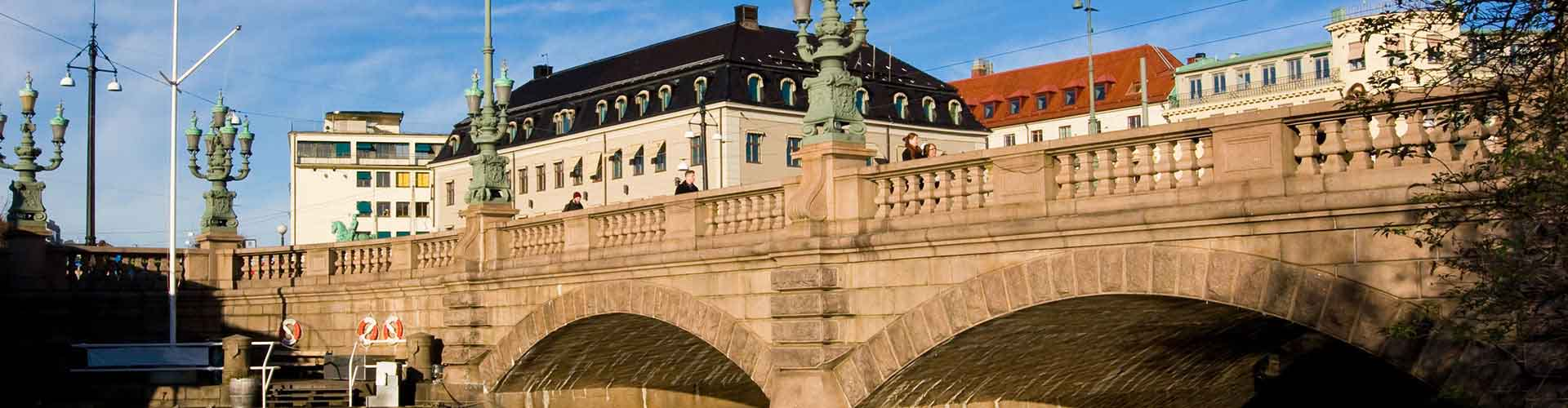 Gotemburgo - Hostales en Gotemburgo. Mapas de Gotemburgo, Fotos y comentarios de cada Hostal en Gotemburgo.