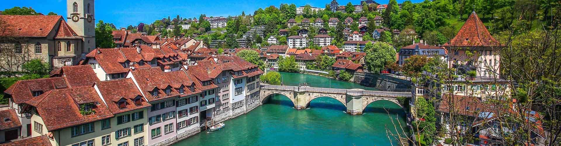 Berna - Hoteles baratos en Berna. Mapas de Berna, Fotos y comentarios de cada Hotel en Berna.