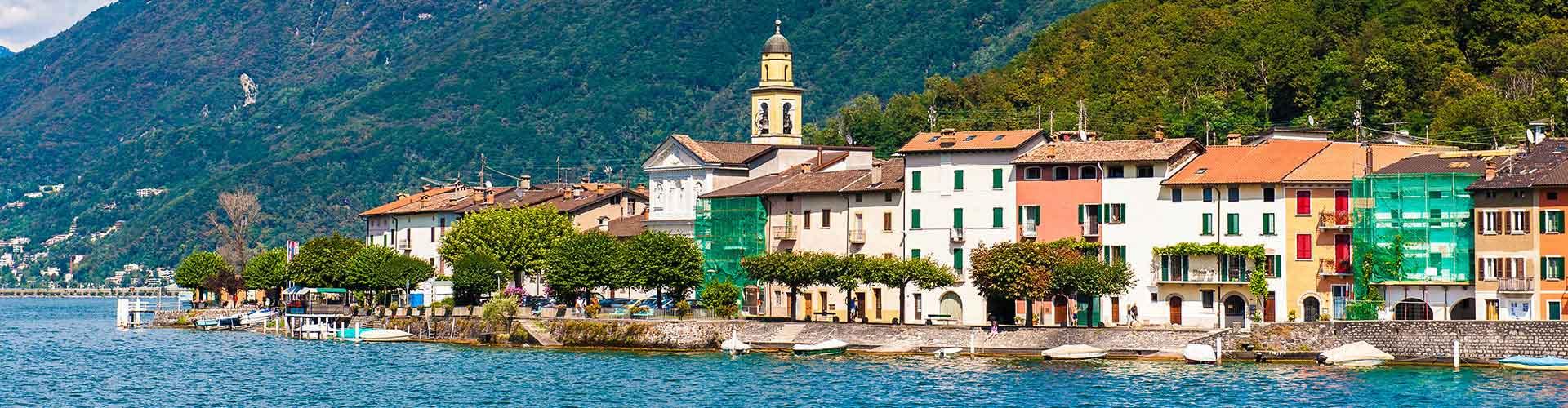 Lugano - Hostales en Lugano. Mapas de Lugano, Fotos y comentarios de cada Hostal en Lugano.