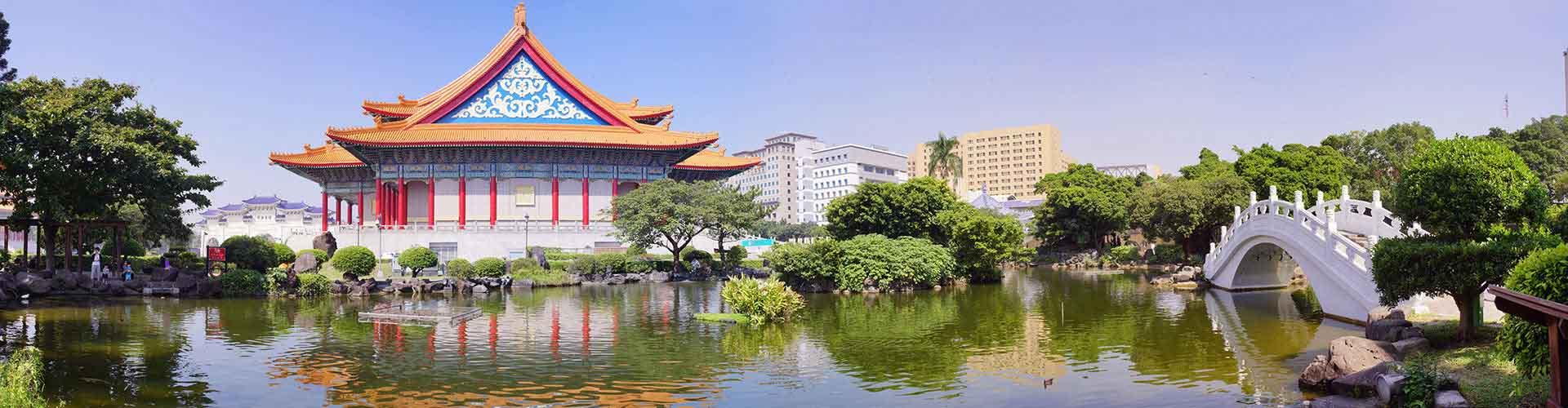 Taipei - Hoteles baratos en Taipei. Mapas de Taipei, Fotos y comentarios de cada Hotel en Taipei.
