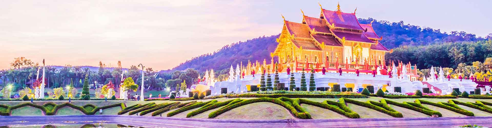 Chiang Mai - Hoteles baratos en Chiang Mai. Mapas de Chiang Mai, Fotos y comentarios de cada Hotel en Chiang Mai.