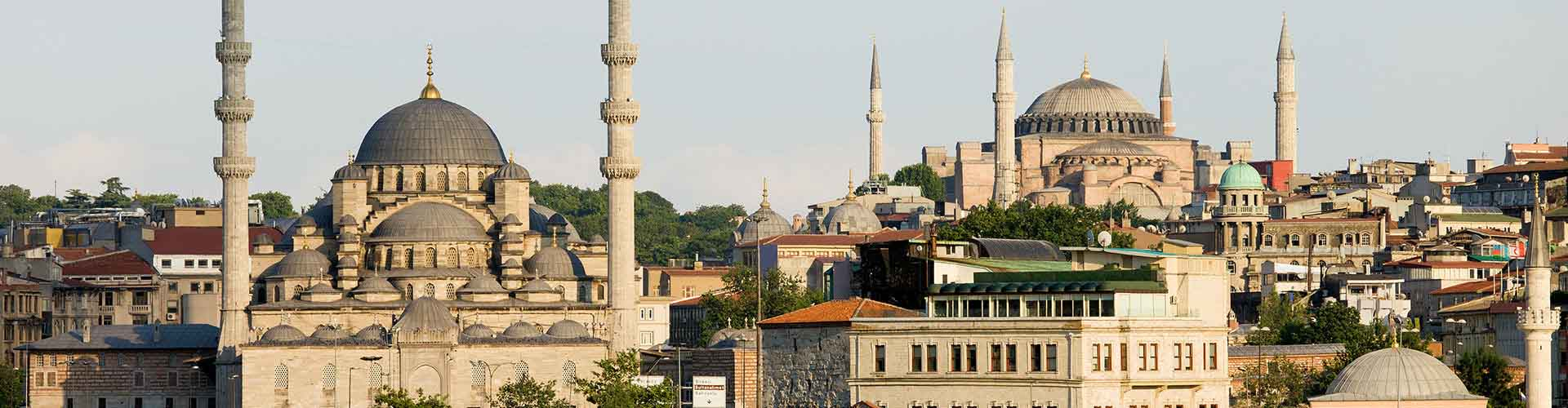 Estambul - Hostales cerca a City Center. Mapas de Estambul, Fotos y comentarios de cada Hostal en Estambul.