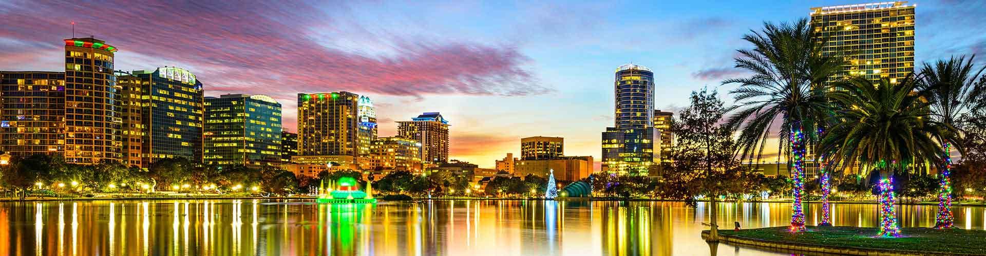 Orlando - Campamentos en el distrito Centro de Florida. Mapas de Orlando, Fotos y comentarios de cada Campamento en Orlando.