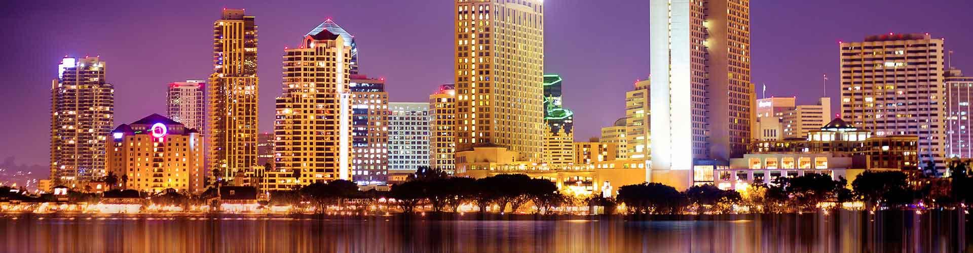 San Diego - Hoteles baratos en el distrito Peninsula. Mapas de San Diego, Fotos y comentarios de cada Hotel barato en San Diego.