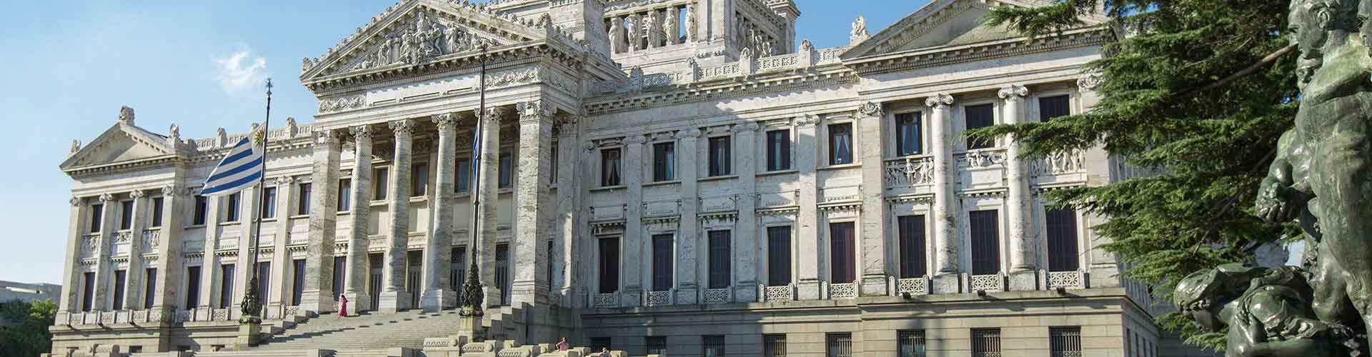 Montevideo - Habitaciones en Montevideo. Mapas de Montevideo, Fotos y comentarios de cada Habitación en Montevideo.